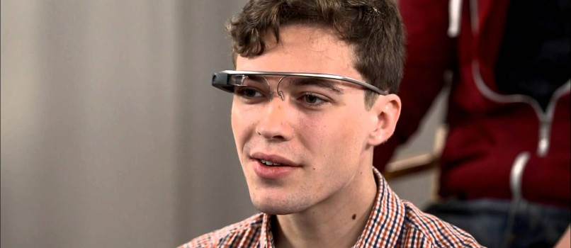 The Daily Show on Google Glass