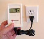 EMF Dirty Electricity Meter