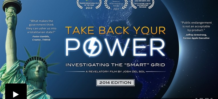 """Take Back Your Power"" Documentary Film"