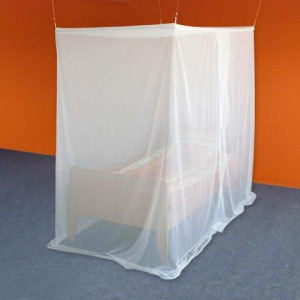 EMF bed canopy single