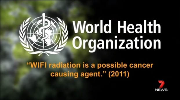 EMF World Health Organization WiFi Cancer