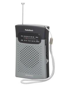 Radio Shack Am Radio
