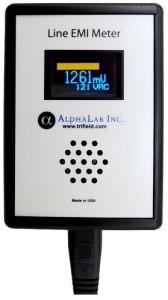 Alpha Labs Line EMI Meter