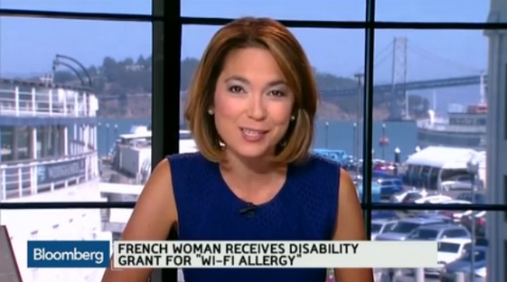 Bloomberg News Mocks Disabled EHS Woman