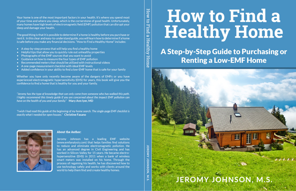 How to Find a Healthy Home Cover