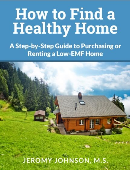 Front Cover How to Find a Healthy Home JPG