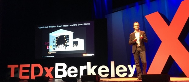 TEDx Talk: Wireless Wake-Up Call