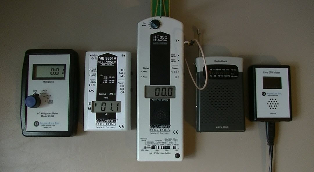EMF Meter Packages | Protect Your Family from EMF Pollution