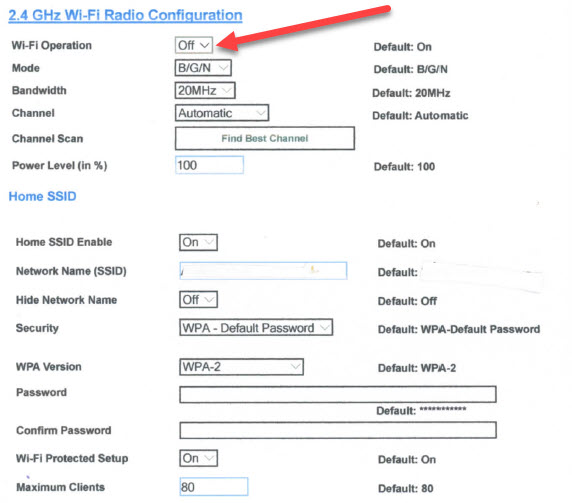 How To Disable Att Wifi Protect Your Family From Emf